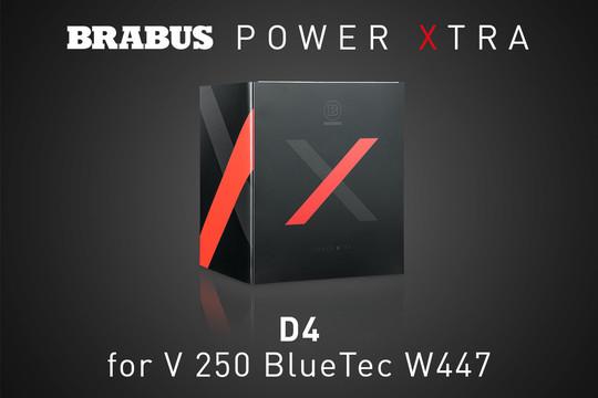 PowerXtra D4 - V250 BlueTec