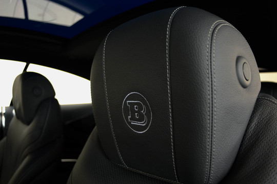 BRABUS Fine Leather Innenausstattung