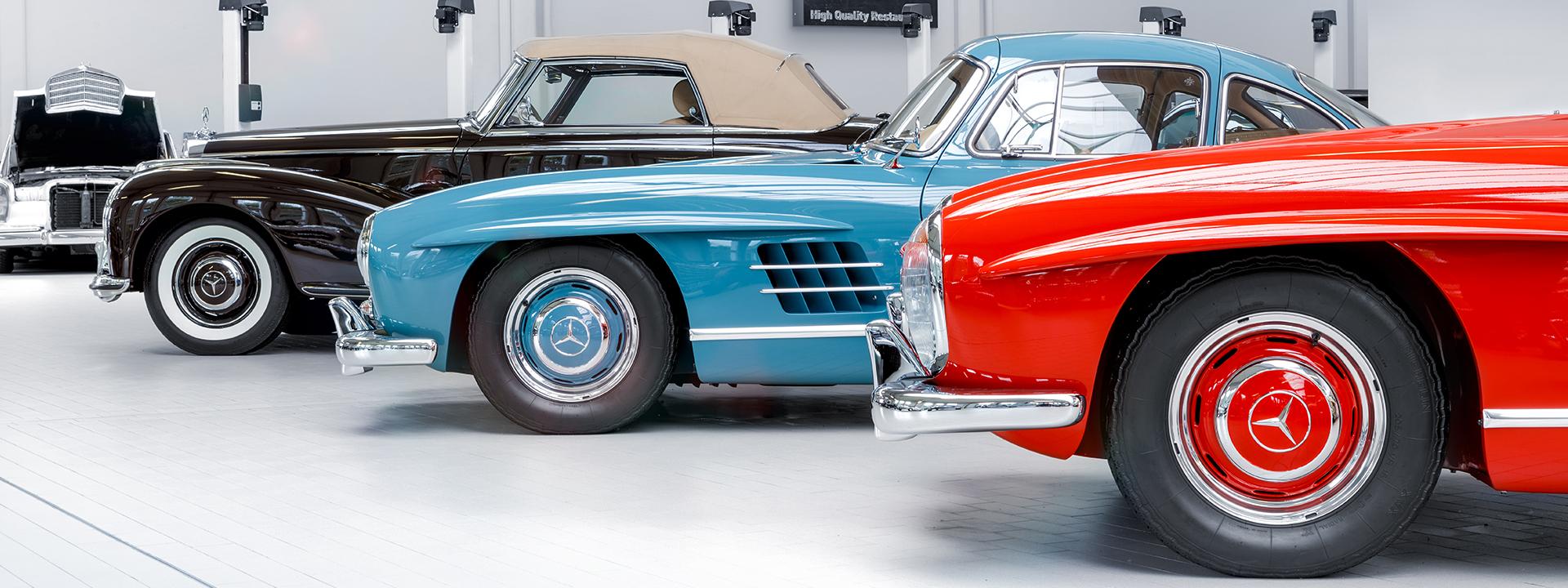 300 SL Gullwing - Classic Cars - BRABUS