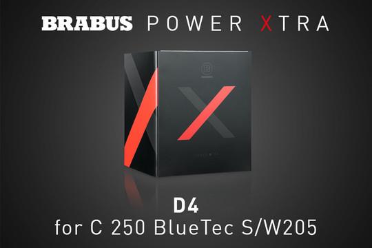 PowerXtra D4 - C 250 BlueTec