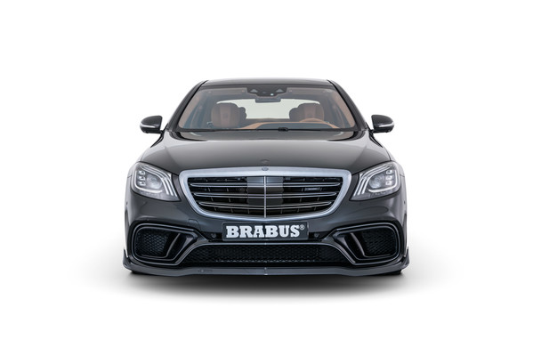 Mercedes Benz S900 Brabus Price