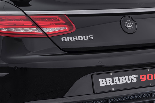 BRABUS Exterior Brand Package