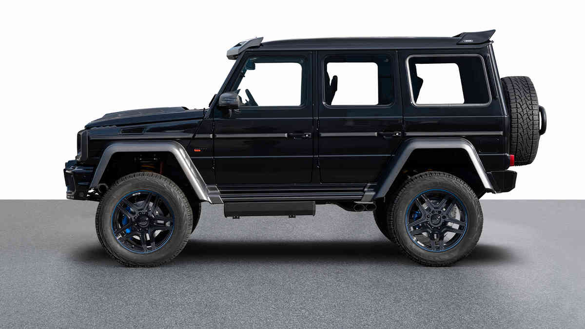 "BRABUS 850 4x4² - Limited Edition ""1 of 5"""